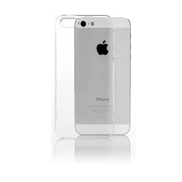 Apple iPhone 5(s) Crystal Case with Screen Protector