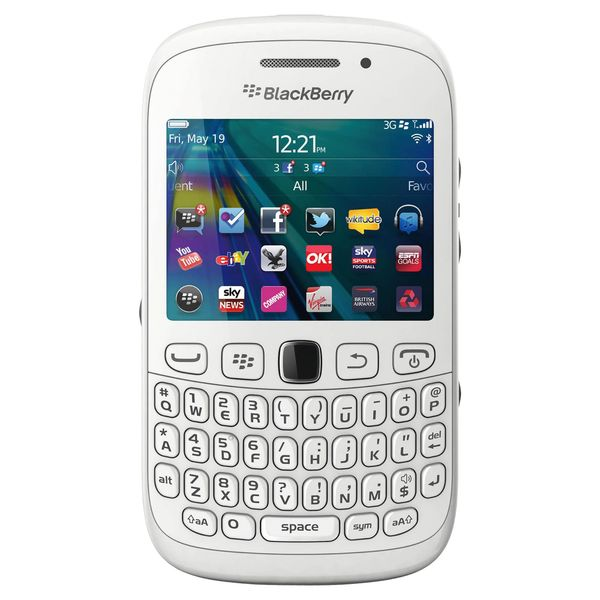 RIM BlackBerry Curve 9320 GSM Unlocked Cell Phone