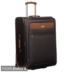 Tommy Bahama Retreat II 28-inch Rolling Upright Suitcase
