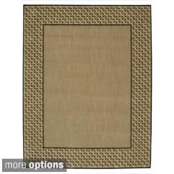 Nourison Vallencierre Beige Traditional Wool Rug