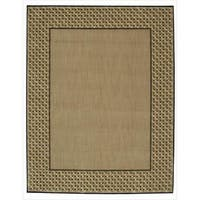 Nourison Vallencierre Beige Traditional Wool Rug