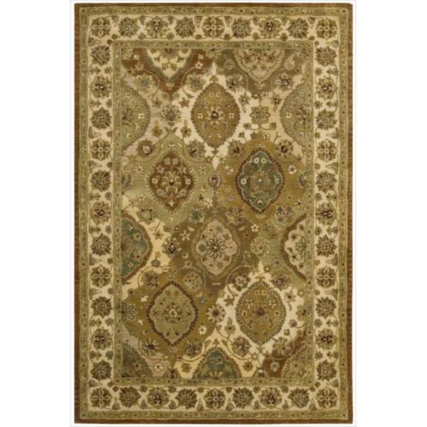 Nourison Hand Tufted Jaipur Multi Color Rug