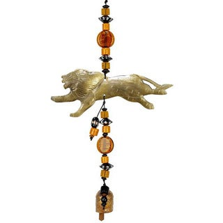 King of the Jungle Wind Chime (India)
