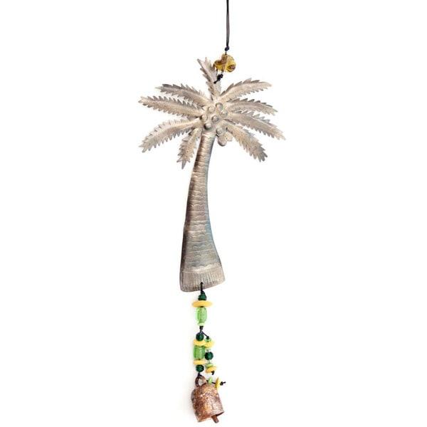 Handmade Swaying Palm Wind Chime (India)