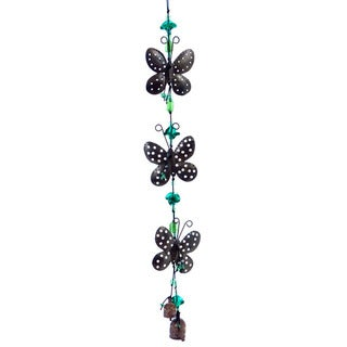 Handmade Flutter-By Wind Chime (India)