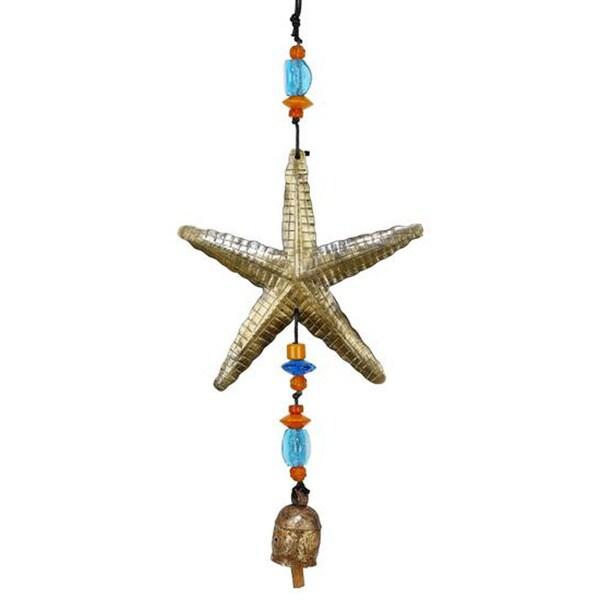 Handmade Sea-ing a Star Wind Chime (India)
