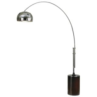 Contour 1-light Arc Floor Lamp