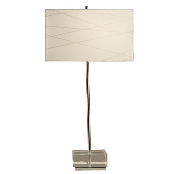 Criss Cross Table Lamp