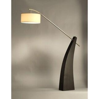 'Tusk' 1-light Arc Floor Lamp