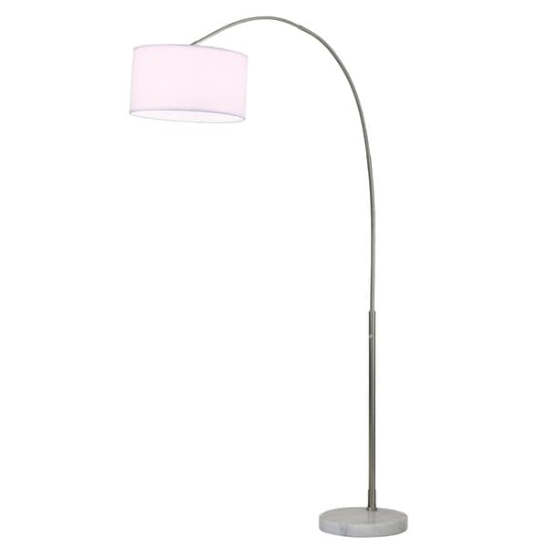 'Float' 1-light Arc Floor Lamp