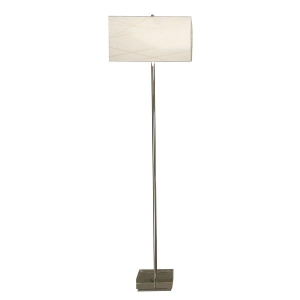 Criss-cross Floor Lamp