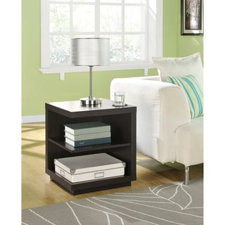 Ameriwood Home Fremont Espresso Accent Table