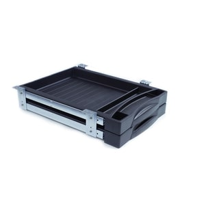 shop jesper office 2 drawer pencil drawer free shipping today overstock 7547507. Black Bedroom Furniture Sets. Home Design Ideas