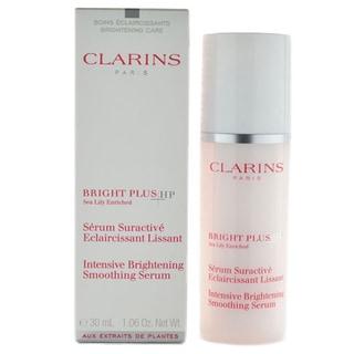 Clarins Bright Plus Intensive Brightening Smoothing Serum
