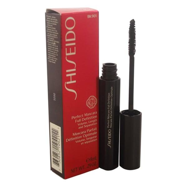 Shiseido Black Perfect Mascara Full Definition