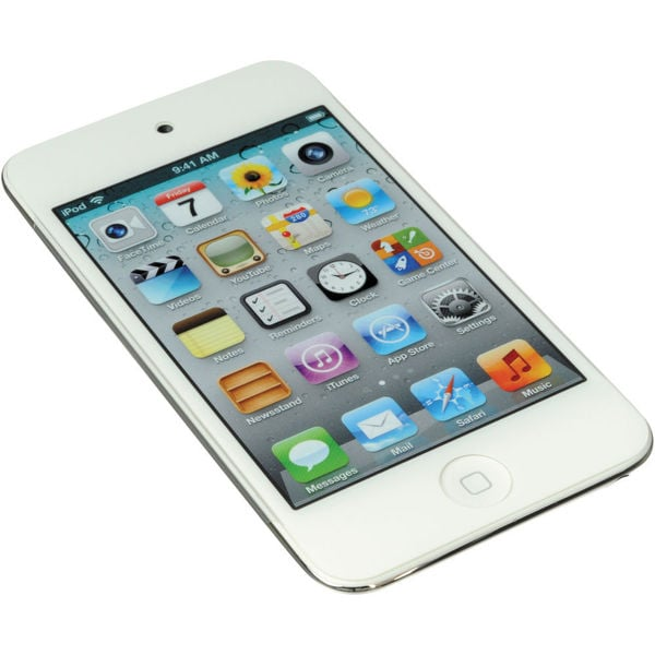 Apple iPod touch 16 GB White Flash Portable Media Player