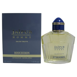 Boucheron Jaipur Homme Men's 1.6-ounce Eau de Toilette Spray