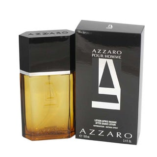 Azzaro Pour Homme Men's 3.5-ounce After Shave Lotion Spray
