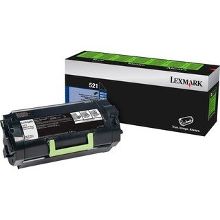 Lexmark 521 Return Program Toner Cartridge