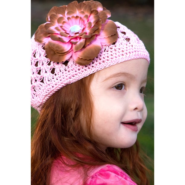 Bobitty Boo Brianna Crochet Hat