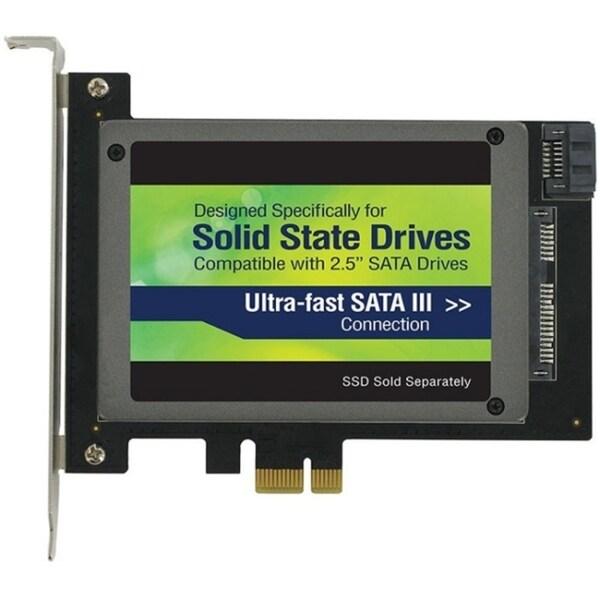 Apricorn Velocity Solo x1 - Performance SSD Upgrade Kit for Desktop P