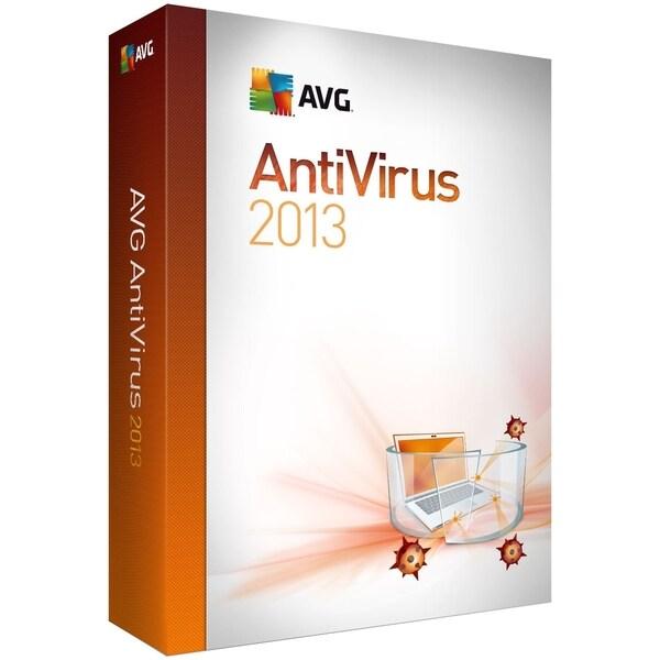 AVG AntiVirus 2013 - Complete Product - 1 User