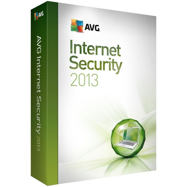 AVG Internet Security 2013 - Complete Product - 3 User