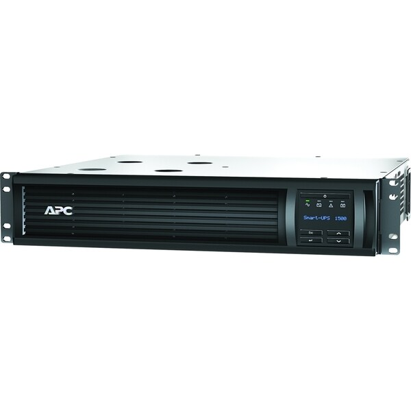 APC Smart-UPS 1500VA LCD RM 2U 120V with AP9630