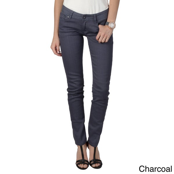 Hailey Jeans Co. Juniors Stretch Skinny Jeans