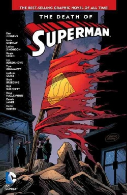 The Death of Superman (Paperback)