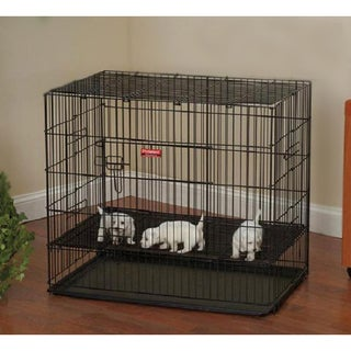 ProSelect Puppy Playpen + Bonus 7-pack of Puppy Pads