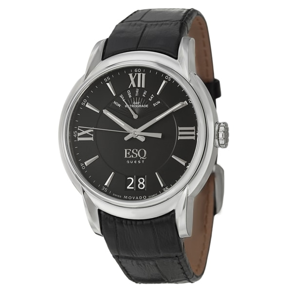 ESQ by Movado Men's Stainless Steel 'Quest' Watch