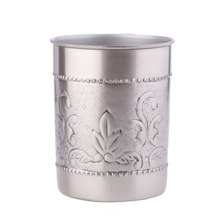 Old Dutch 'Victoria' Antiqued Pewter Tool Caddy