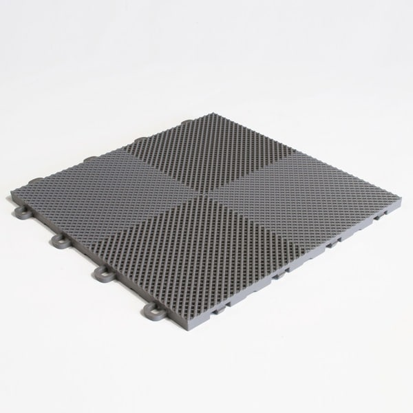 BlockTile Deck And Patio Flooring Interlocking Perforated Tiles (Pack Of  30)   Free Shipping Today   Overstock.com   14982460