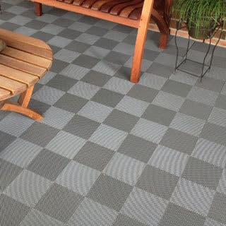 BlockTile Deck and Patio Flooring Interlocking Perforated Tiles (Pack of 30)|https://ak1.ostkcdn.com/images/products/7549280/P14982460.jpg?impolicy=medium
