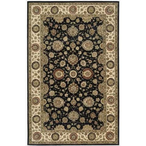 Nourison Hand-tufted Persian Floral Traditional Area Rug