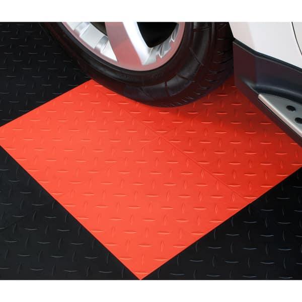 Blocktile Garage Flooring Interlocking