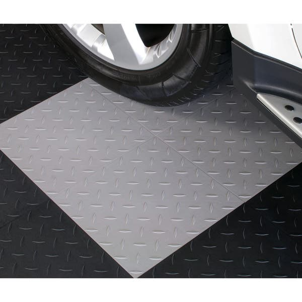 Blocktile Garage Flooring Interlocking