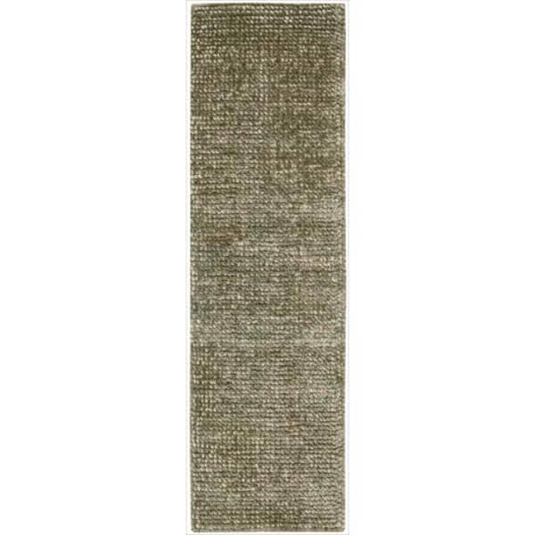 Nourison Fantasia Slate Shag Area Rug (2'3 x 8')