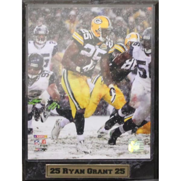 Ryan Grant Green Bay Packers Photo Plaque (9 x 12)
