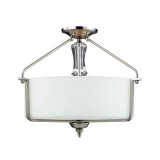 Avignon Semi-Flush Light Fixture