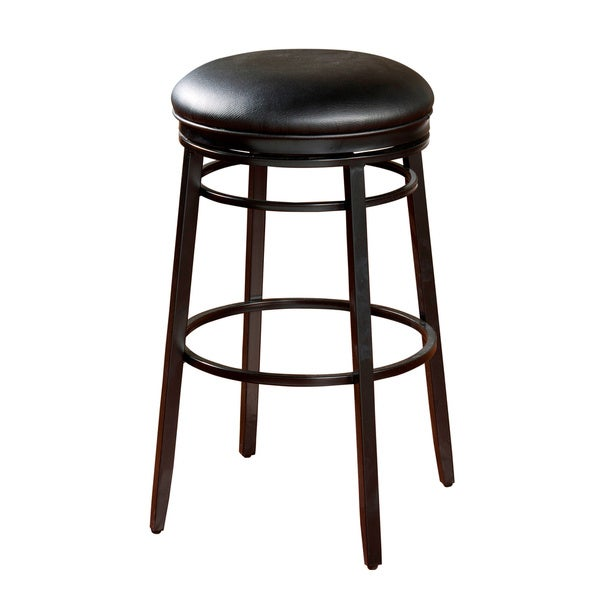 Shop Copper Grove Ashdown 30 Inch Backless Bar Stool On