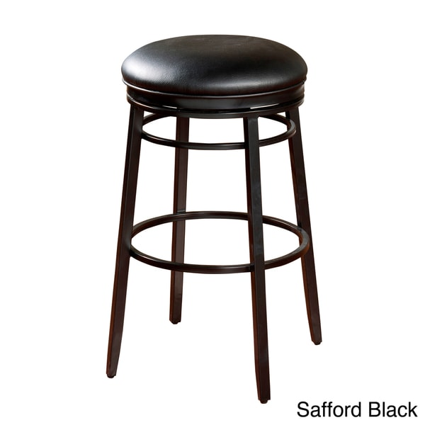 Safford 30 inch Backless Bar Stool Free Shipping Today  : Safford Backless Bar Stool b028c620 868f 4b38 9eaf 34f1cff075f2600 from www.overstock.com size 600 x 600 jpeg 28kB