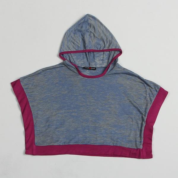 Sweetheart Jane Children's Hooded Poncho