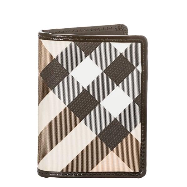 Burberry 3799418 Nova Bi-Fold ID Wallet