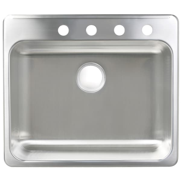 Franke 18 Gauge Stainless Steel Extra Large Single Bowl Sink