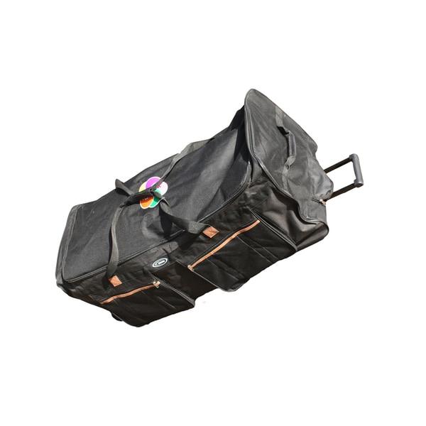 Transglobe 'Wisdom' RWB-40 40-inch 1200 Denier Rolling Upright Duffel Bag