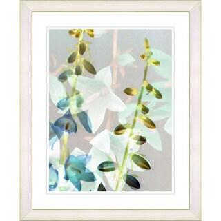 Studio Works Modern 'Bells from Tucapel - White' Framed Giclee Print