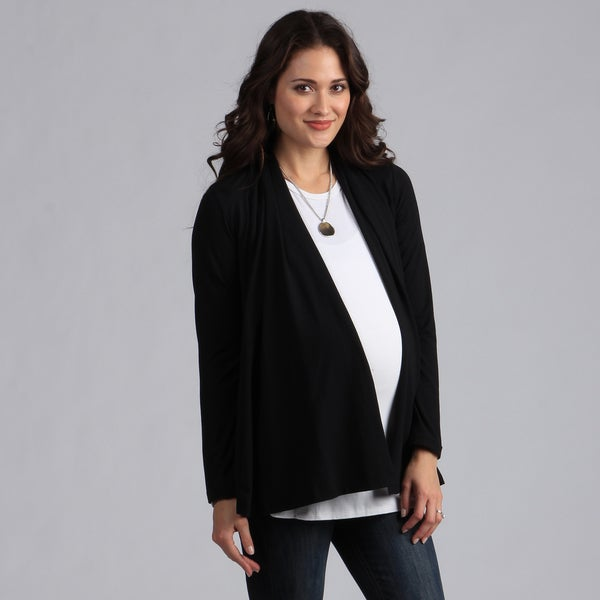 Ashley Nicole Maternity Long Sleeve Cardigan