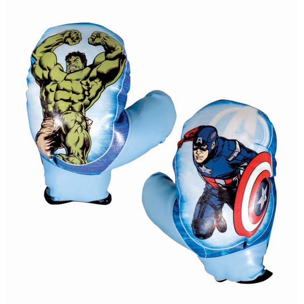 Franklin Youth Soft Sport Avengers Boxing Gloves